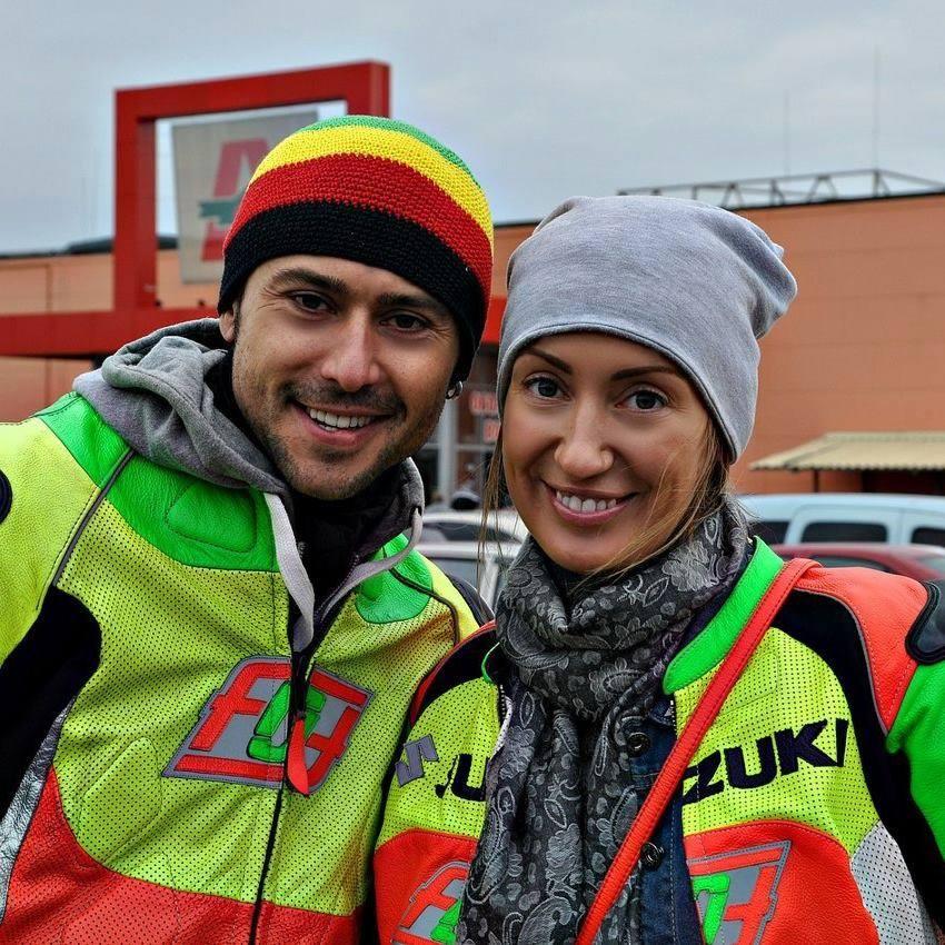 Александр и Анастасия Миколаенко
